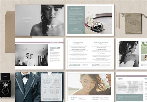 21 Photography Magazine Templates To Promote Your Business Filtergrade Wedding Photography Magazine Template