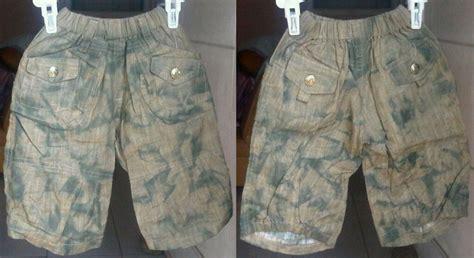Celana Pendek Anak Laki Laki Bawahan Hijau Muda Cool Baby 18 24 Bln jual celana anak import cina hijau baju anak branded