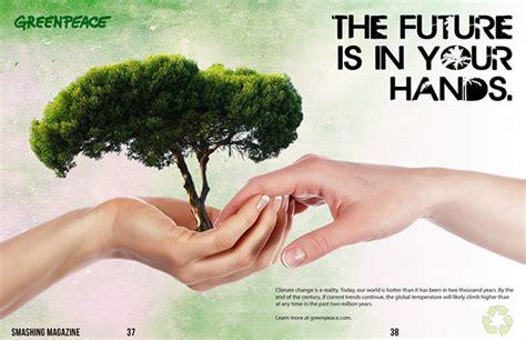 Greenpeace Magazine by Pareriya