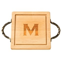 maple leaf at home personalized cutting boards wedding