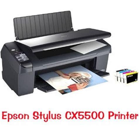 software resetter epson cx5500 cara reset epson cx5500 lu menjadi merah terbaru