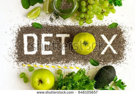 Chia Seed Diet Detox by Parsley Seeds Stock Images Royalty Free Images Vectors