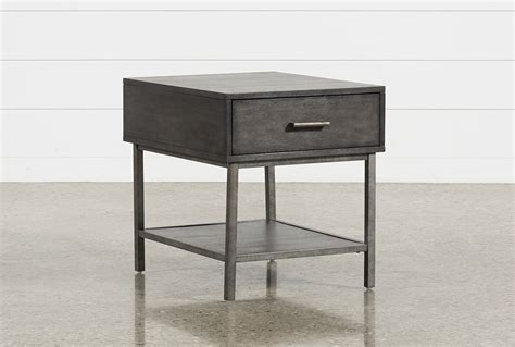 living spaces end tables kasey end table living spaces