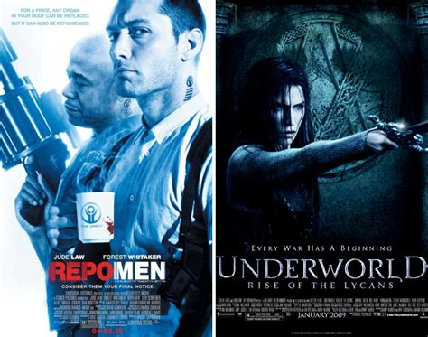 underworld new film release repo men and underworld 4 set new release dates