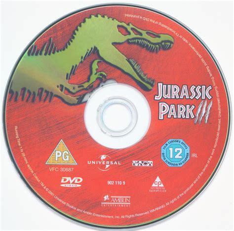 Cd Juta Jutassic Park Iii Satir covers box sk jurassic park iii original high quality dvd blueray