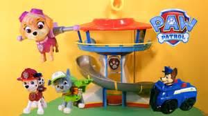 Figurines jouets paw patrol la pat patrouille youtube