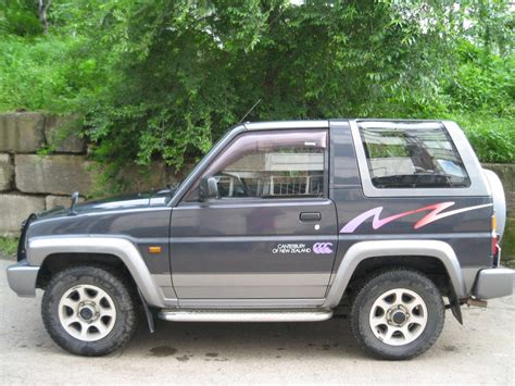 daihatsu rocky for sale 1995 daihatsu rocky pictures 1600cc gasoline automatic