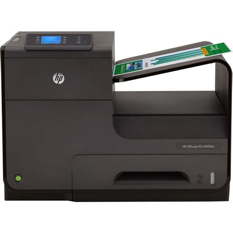 Hp Pro hp officejet pro x451dw a4 colour inkjet printer cn463a