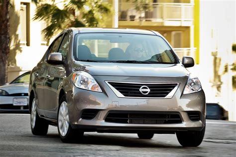 nissan sedan 2013 nissan versa sed 225 n 2013 potente y eficiente lista de carros