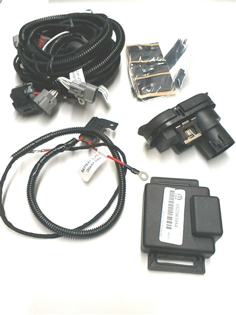 82213938ac chrysler trailer tow wiring harness wiring
