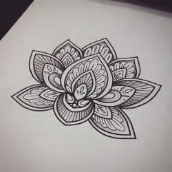 Mandala Lotus 25 Best Ideas About Lotus Mandala On Lotus