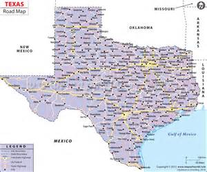 map of texas showing texas road map maps of the world road maps maps and roads
