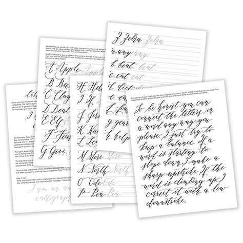 typography worksheet 101 best images about handwritting on calligraphy address an envelope and new fonts