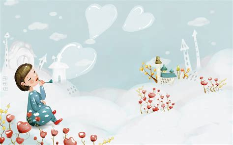 korean cute cartoon wallpaper download korea cartoon wallpaper 1920x1200 wallpoper 153784