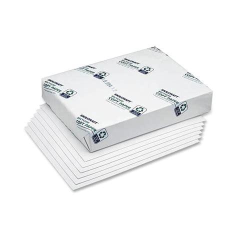 skilcraft bond paper for laser inkjet print letter
