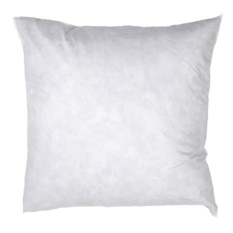Pillow Forms by 24 X 24 Feather Pillow Form White Discount