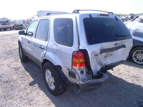 2004 ford escape parts used parts 2004 ford escape xlt 3 0l v6 cd4e4 automatic