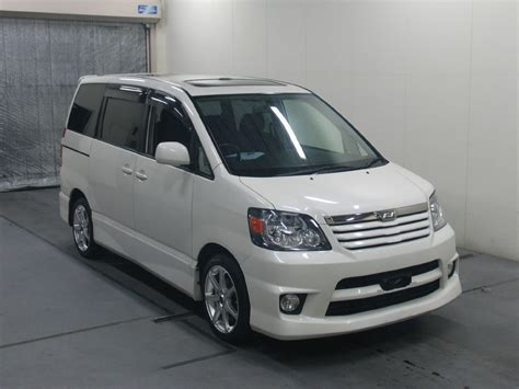 toyota jp toyota noah s v selection 2003 used for sale