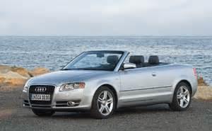 Audi A4 Ldruck Warnung by Audi A4 Cabriolet 2006 Testbericht