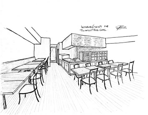 small coffee shop design and layout small narrow cafe design layout google search