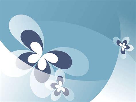 butterfly powerpoint template blue pattern butterfly templates for powerpoint