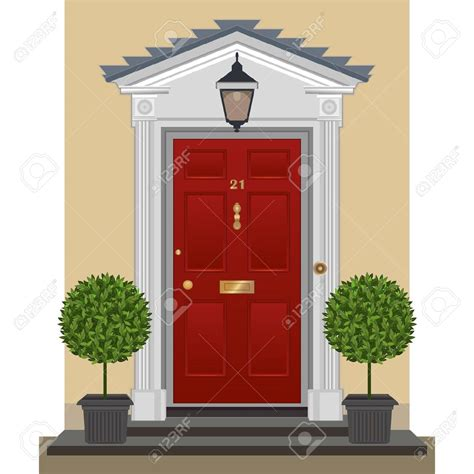 free front door clipart 67 - Free Front Door