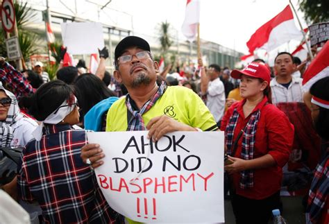 ahok cipinang indonesia new life for jakarta s ahok bible and a cell