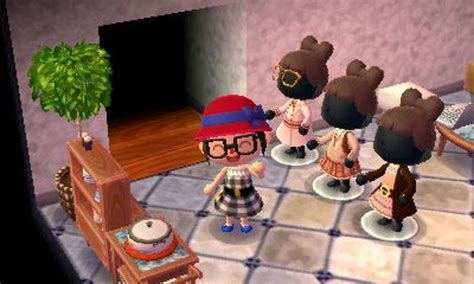 acnl hair bow when do get bow wig on animal crossing new leaf