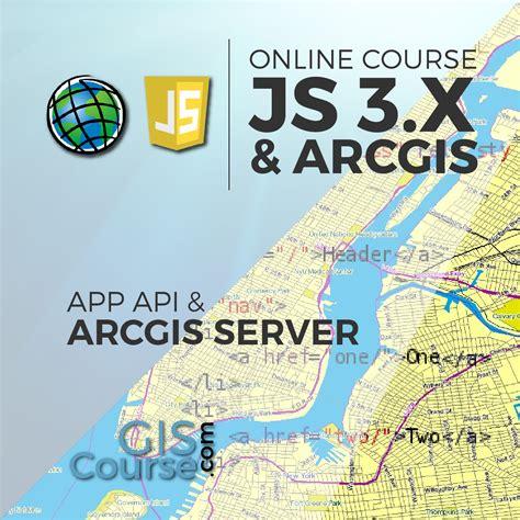 web gis applications  arcgis server api