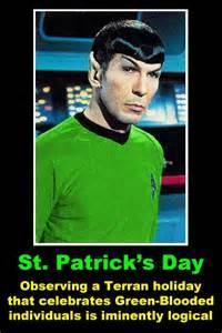 st s day spock trek wars trek humor o brian and