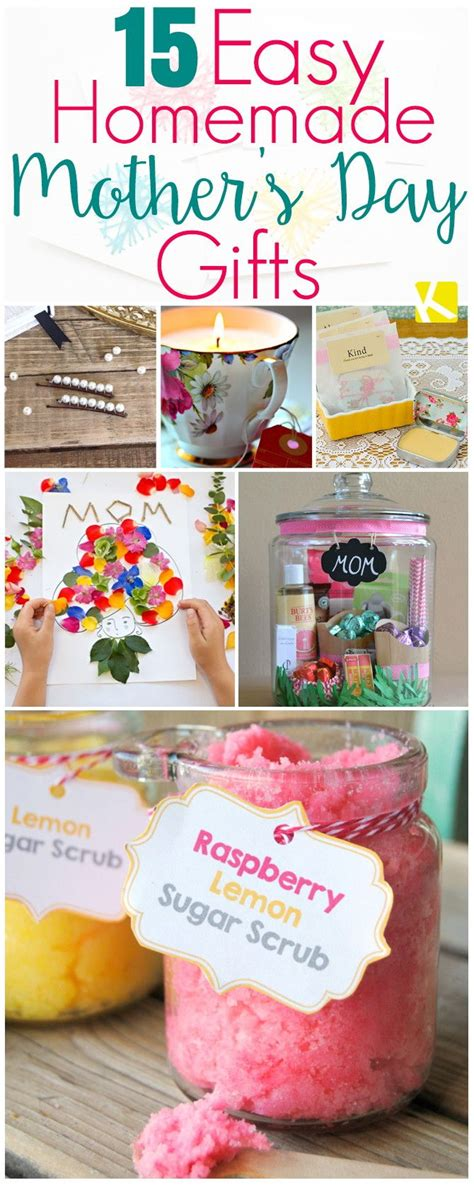 Handmade Mothers Day Presents - best 25 mothers day ideas ideas on mothers