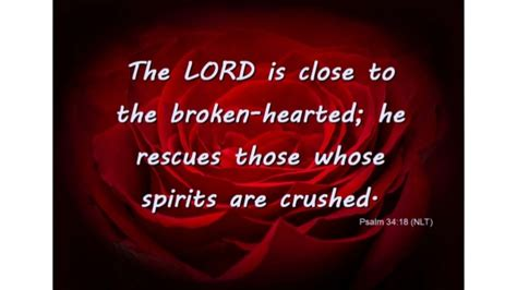 god comforts the broken hearted bible verses for grief condolence