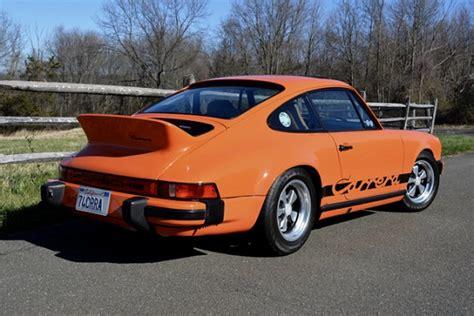 Porsche 911 Carrera 1974 by 1974 Porsche 911 Carrera 2 7 German Cars For Sale Blog
