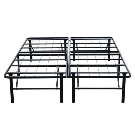 Homegear Platform Metal Bed Frame King Just 84 99 Bed Metal Platform Bed Frame King
