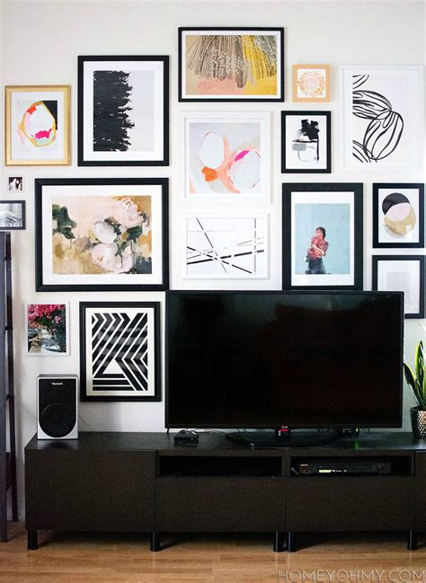 tv wall decor ideas interior design blogs