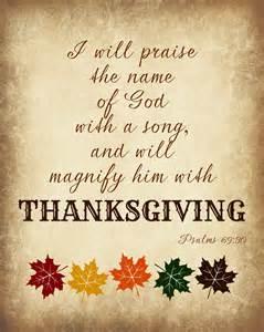 ponderize thanksgiving