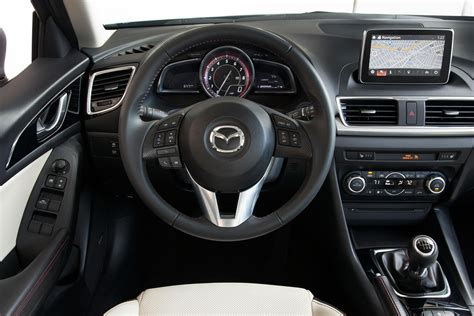 Mazda 3 Interior by 2015 Mazda3 Grand Touring Review Digital Trends