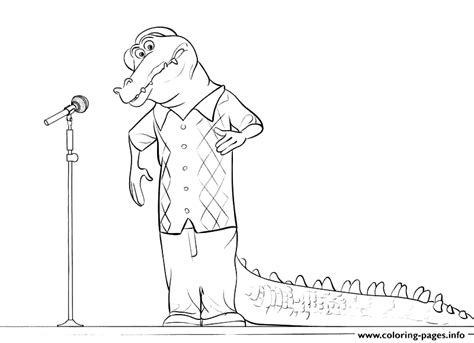 printable coloring pages cing sing alligator coloring pages printable