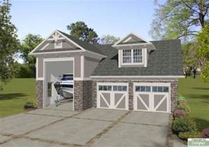 Garage Home Plans Boat Rv Garage Office 3069 1 Bedroom And 1 Bath The House Designers