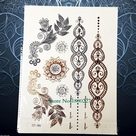 porcelain pattern tattoo online buy wholesale sunflower tattoos from china