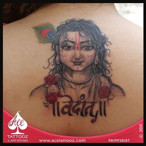 tattoo maker in colaba 17 best images about lord krishna tattoo on pinterest in
