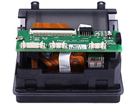 Mini Thermal Printer Ttl Interface jp qr203 58mm mini embedded receipt thermal printer rs232