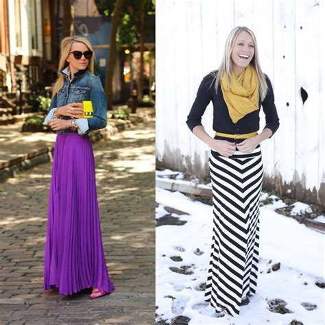 winter maxi skirt inspiration inspiration