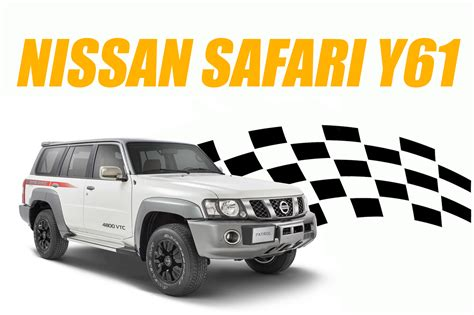 nissan safari up safari y61 up v6 archives speed performance