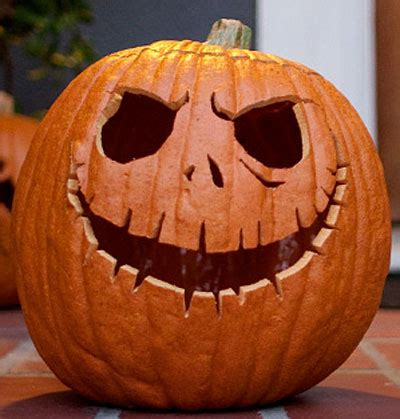 simple yet scary pumpkin carving faces lauren q hill