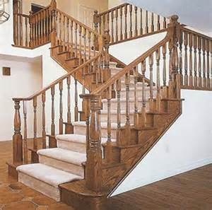 Oak Stair Banister Staircase Railings Staircase Stair Railing Staircase