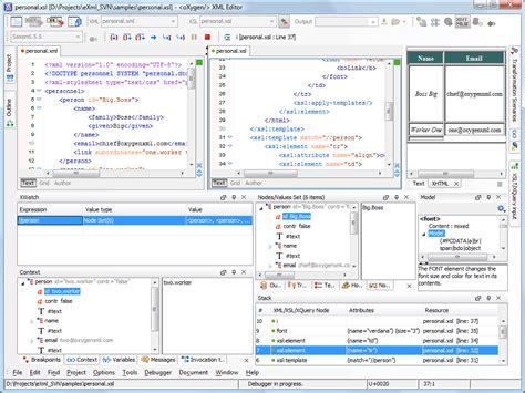 custom view layout xml customizable xml editor