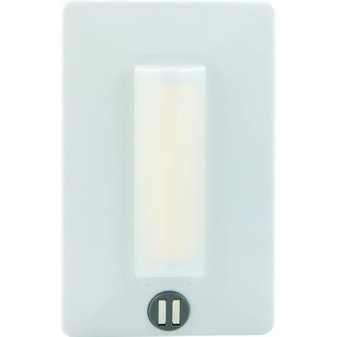 battery operated picture lights home depot ge white battery operated closet tap light 54807 the