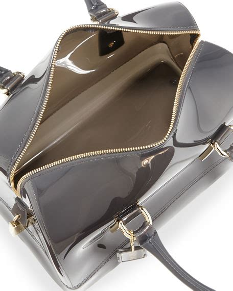 Furla Jelly Medium furla medium satchel bag mist