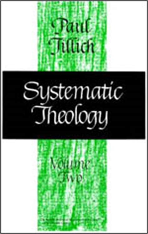 commonwealth theology books systematic theology volume 2 tillich